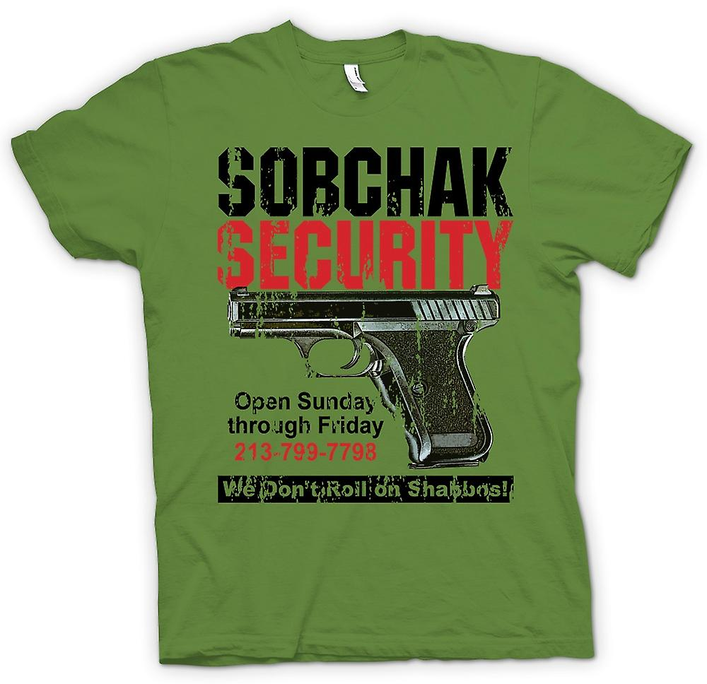 Hombres camiseta-Sobchak Security - que Don t rodillo encendido Shabbos