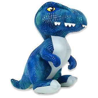 Jurassic World Blue Raptor Gosedjur Plush Plysch Mjukis 27cm Dinosaur