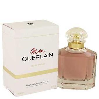 Mon Guerlain By Guerlain Eau De Parfum Spray 3.3 Oz (women) V728-537020