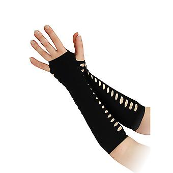 Bristol Novelty Unisex Adults Ladder Style Gloves (1 Pair)