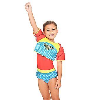 ZOGGS dzieci wody skrzydło pływania kamizelka Float, Wonder Woman