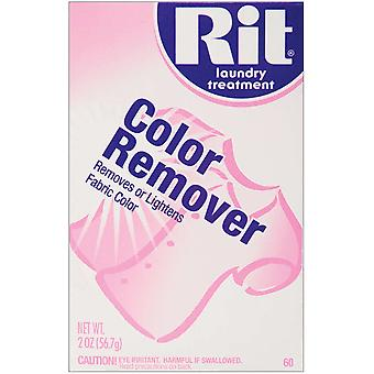 Rit Dye Powder Color Remover 2 Ounces Mar 60