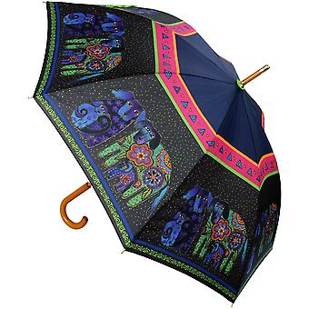 Laurel Burch Stick parapluie 42