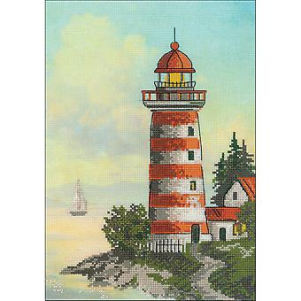 Lighthouse Counted Cross Stitch Kit-8.25