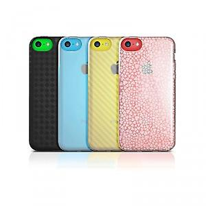 iSkin Flex Cover Case iPhone 5C Clear