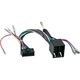 ISO car radio cable AIV Compatible with (car make): universal 51C614