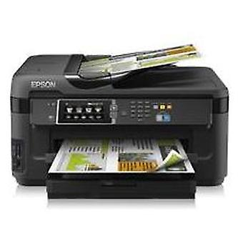 Epson Multifunction Color Injection Workforce Wf7610Dwf