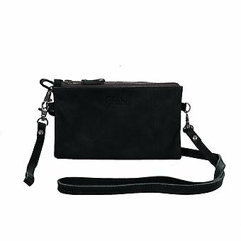Unmesh Bags Luca Bag Wallet Black