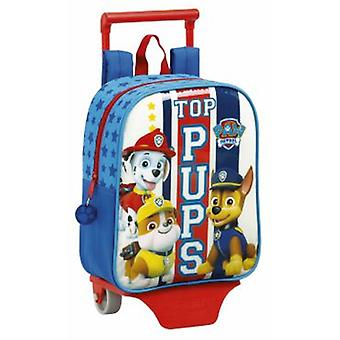 Safta Mochila Guarderia Con Ruedas Paw Patrol Top Pups (Toys , School Zone , Backpacks)