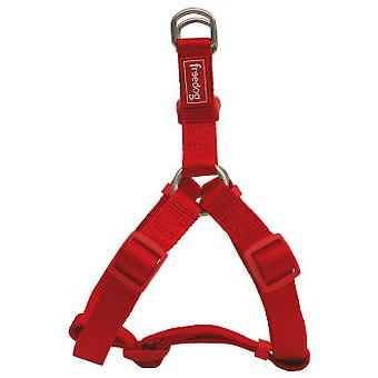Freedog Harness A Red (Dogs , Collars, Leads and Harnesses , Harnesses)
