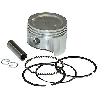 Non Genuine Piston Assembly With Rings Compatible With Honda GX120 Standard Size