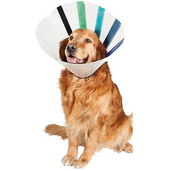 KVP Clear Ez 16 to 19 Cm / 9 Cm (Dogs , Grooming & Wellbeing , Elizabethan collar)