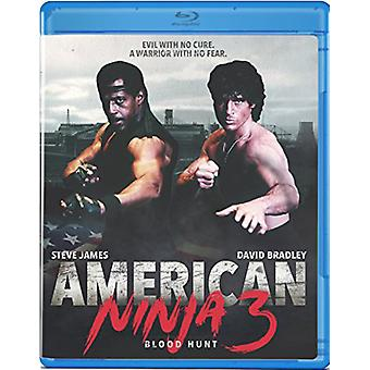 American Ninja 3: Blood Hunt [Blu-ray] USA import