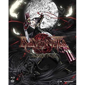 Bayonetta: Blutiges Schicksal-Anime-Film [BLU-RAY] USA importieren