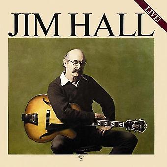 Jim Hall - Live! [CD] USA import