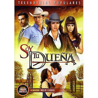 Soy Tu Duena [DVD] USA importerer
