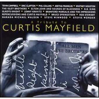 Omaggio a Curtis Mayfield - omaggio a Curtis Mayfield [CD] USA importare