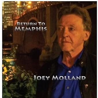 Joey Molland - vende tilbage til Memphis [CD] USA import