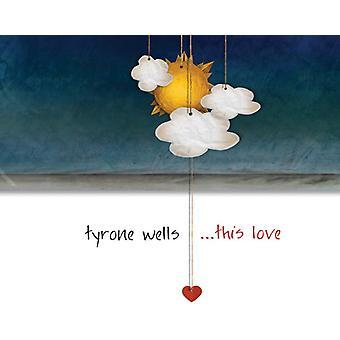 Tyrone Wells - denne kærlighed [CD] USA import