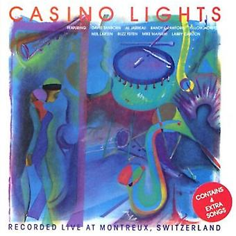 Casino Lights-Live at Montr - Casino Lights-Live at Montreux [CD] USA import