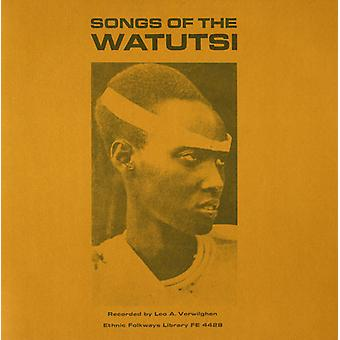 Songs of the Watutsi - Songs of the Watutsi [CD] USA import