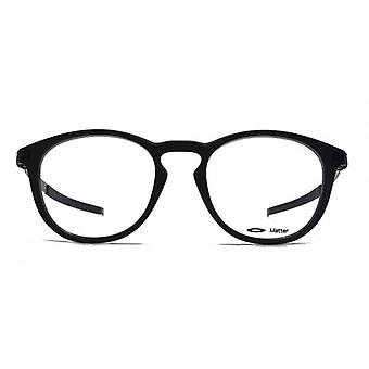 Brille Oakley Pitchman R In Satin schwarz