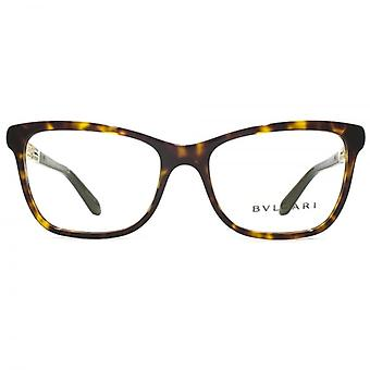 Bvlgari BV4135B Glasses In Dark Havana