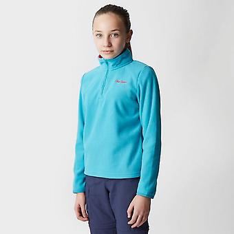 Blue Peter Storm Girls' Coniston II Half Zip Fleece