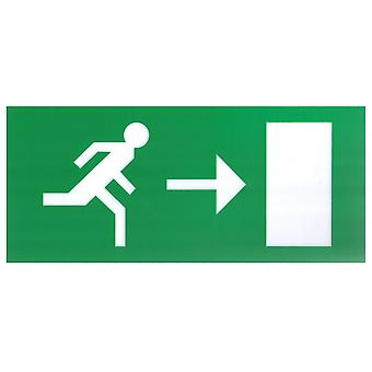 Ansell Guardsman And Watchman Exit Signs