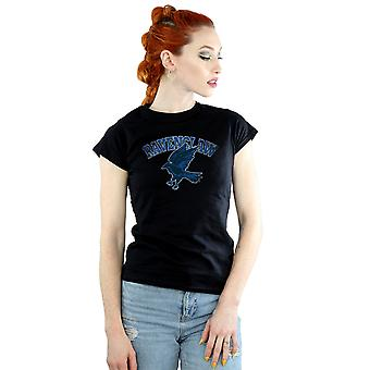 Harry Potter Women's Ravenclaw Sport Emblem T-Shirt
