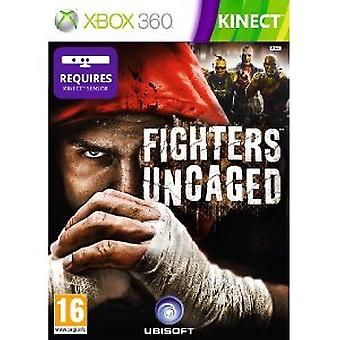 Fighters Uncaged (Kinect Xbox 360)