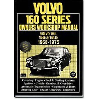 Volvo 160 Series 196874 by R. M. Clarke