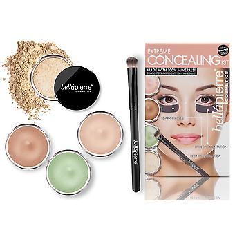 Bellapierre Cosmetics Extreme Concealing Kit (Make-up , Face , Concealers)