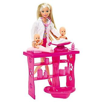 Simba Steffi Love Pediatrician (Toys , Dolls And Accesories , Dolls , Dolls)