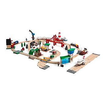 BRIO Railway World Deluxe Set 33766