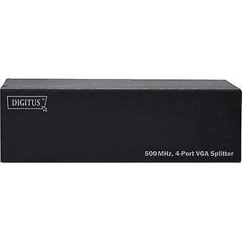 4 ports VGA splitter Digitus Professional DS-42110