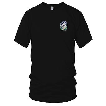 US Army - 3rd Sustainment Brigade Embroidered Patch - Ladies T Shirt