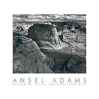 Canyon De Chelly National Monument Poster Print von Ansel Adams (30 x 24)