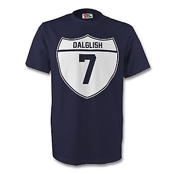 Kenny Dalglish Scotland Crest Tee (navy)