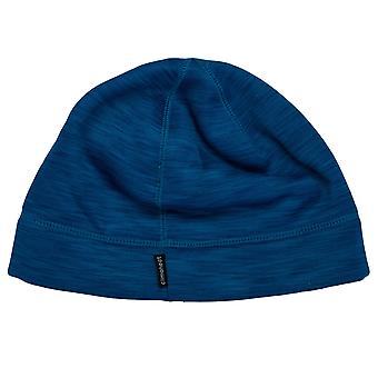 Mens adidas Climaheat Beanie In Heat Unity Blue Melange -Climaheat� Insulation
