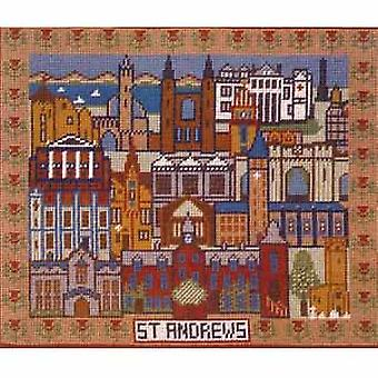 A Pattern of St Andrews Needlepoint Kit