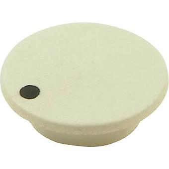Cover + dot White Suitable for K21 rotary knob Cliff