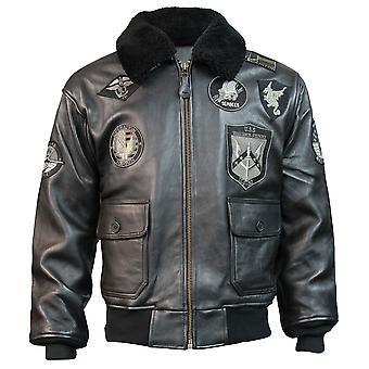 Top Gun Official Signature Series Flight Jacket