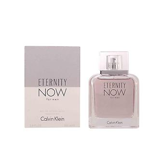 Calvin Klein Eternity Now Men Eau De Toilette Vapo 100ml Perfume Sealed Boxed