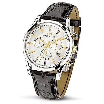 Philip watch mens watch Sunray chronograph R8271908002
