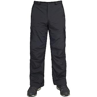 Trespass Mens Taro Roll Up Quick Drying All Season Walking Trousers
