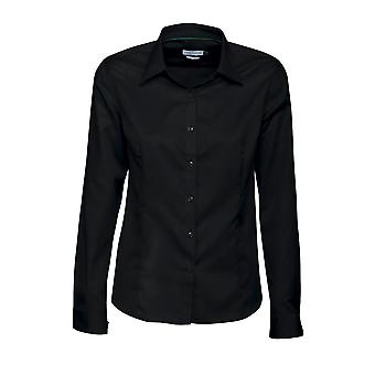 J Harvest & Frost Ladies Button Up Formal Shirt
