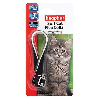 Beaphar Katze Floh Soft Halsband schwarz Glitzer - Valentina Valentti UK