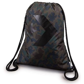 Converse Cinch Bag - Camo