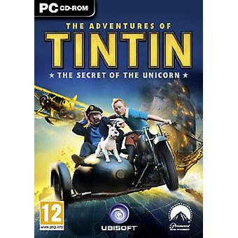 The Adventures Of Tintin The Secret Of The Unicorn The Game (PC DVD)